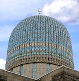 1 μουσουλμανικό τέμενος Πετρούπολη ST Στοκ Φωτογραφία