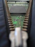 1 νέα τεχνολογία Στοκ Φωτογραφίες