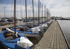1 ναυσιπλοΐα βαρκών Στοκ Εικόνα