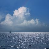 1 ναυσιπλοΐα Στοκ φωτογραφίες με δικαίωμα ελεύθερης χρήσης