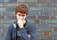 1 νεολαία πορτρέτου ατόμων Στοκ εικόνες με δικαίωμα ελεύθερης χρήσης