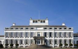 1 ολλανδικό παλάτι Στοκ εικόνες με δικαίωμα ελεύθερης χρήσης