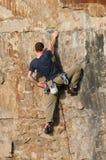 1 ορειβάτης Στοκ εικόνα με δικαίωμα ελεύθερης χρήσης