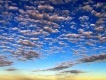 1 ουρανός Στοκ Εικόνα