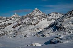 1 παγετώνας βλέπει weiss τον κόσ Στοκ Εικόνα