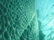 1 παγόβουνο υποβρύχιο Στοκ φωτογραφία με δικαίωμα ελεύθερης χρήσης
