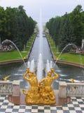 1 παλάτι Peter s Στοκ Εικόνες