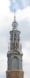 1 παλαιός πύργος κουδου& Στοκ Εικόνες