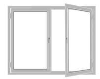 1 παράθυρο στοκ εικόνα