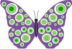 1 πεταλούδα 4 Στοκ εικόνα με δικαίωμα ελεύθερης χρήσης
