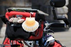 1 ποδήλατο κανένας προσκυνητής Στοκ Φωτογραφίες