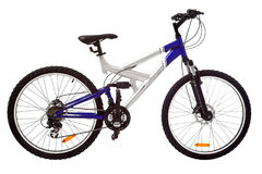 1 ποδήλατο στοκ εικόνες