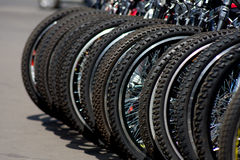1 ποδήλατο gearsn Στοκ εικόνα με δικαίωμα ελεύθερης χρήσης