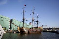 1 Ποε σκαφών Στοκ Φωτογραφία