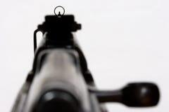 1 πυροβόλο όπλο Στοκ φωτογραφία με δικαίωμα ελεύθερης χρήσης