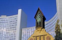 1 πόλη κανένας ΟΗΕ Στοκ Εικόνα