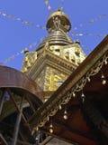 1 πύργος του Νεπάλ Στοκ φωτογραφία με δικαίωμα ελεύθερης χρήσης
