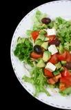 1 σαλάτα φέτας τυριών Στοκ Φωτογραφίες
