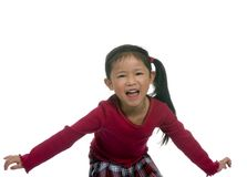 1 σειρά παιδικής ηλικίας Στοκ εικόνα με δικαίωμα ελεύθερης χρήσης