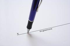 1 σημάδι Χ Στοκ φωτογραφία με δικαίωμα ελεύθερης χρήσης