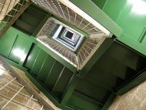 1 σκάλα escher Στοκ Εικόνες