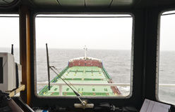1 σκάφος εμπορευματοκι&be Στοκ εικόνες με δικαίωμα ελεύθερης χρήσης
