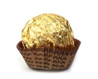 1 σοκολάτα μεταχειρίζεται Στοκ Φωτογραφία