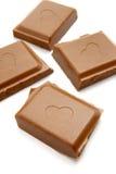 1 σοκολάτα BAR Στοκ φωτογραφίες με δικαίωμα ελεύθερης χρήσης