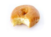 1 συμπεριλαμβανόμενο doughnut μονοπάτι Στοκ Εικόνες