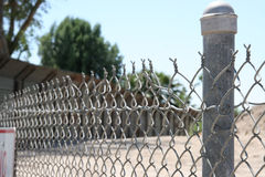 1 σύνορα μεξικάνικες ΗΠΑ Στοκ Εικόνες