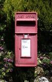 1 ταχυδρομικό κουτί Στοκ Εικόνες