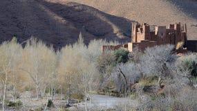1 τοπίο Μαροκινός Στοκ Εικόνα