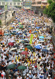 1 το 2004 Hong Ιούλιος kong Μάρτιος Στοκ Φωτογραφίες
