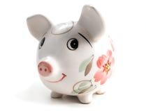 1 τράπεζα piggy Στοκ Φωτογραφίες