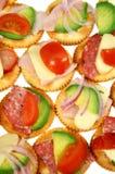 1 τρόφιμα δάχτυλων Στοκ εικόνες με δικαίωμα ελεύθερης χρήσης