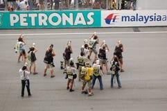 1 τύπος του 2010 sepang Στοκ εικόνες με δικαίωμα ελεύθερης χρήσης