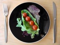 1 υγιές πρόχειρο φαγητό Στοκ Φωτογραφία