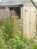 1 υπόστεγο κήπων Στοκ εικόνα με δικαίωμα ελεύθερης χρήσης