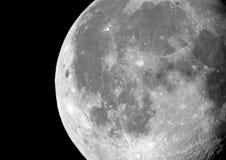 1 φεγγάρι Στοκ Εικόνα