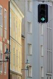 1 φως κανένα σήμα Στοκ φωτογραφίες με δικαίωμα ελεύθερης χρήσης
