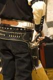 1 χέρι πυροβόλων όπλων Στοκ εικόνα με δικαίωμα ελεύθερης χρήσης