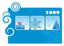 1 χειμώνας διακοπών ελεύθερη απεικόνιση δικαιώματος