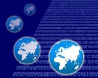 1 ψηφιακός κόσμος ελεύθερη απεικόνιση δικαιώματος