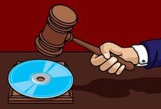 1 ψηφιακός νόμος PT Στοκ Εικόνα