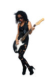 1 όμορφη ινδική rocker δύση εφήβων Στοκ Εικόνα
