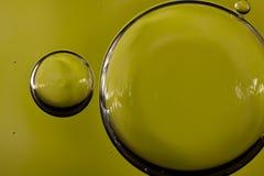 1 ύδωρ πετρελαίου Στοκ φωτογραφίες με δικαίωμα ελεύθερης χρήσης