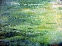 1 абстрактная акварель Стоковое Изображение