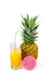 1 ананас коктеила Стоковая Фотография RF