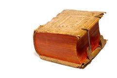 1 античная книга 1610 Стоковые Фото