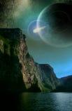 1 астральный взгляд иллюстрация штока